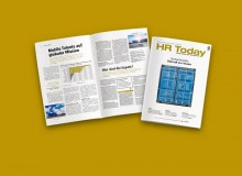 HR Today Nr. 7&8/2018: Global Mobility – Überall zuhause
