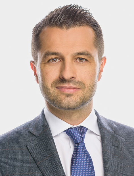 Alexander Mihajlovic, Senior HR Business Partner, GE Power
