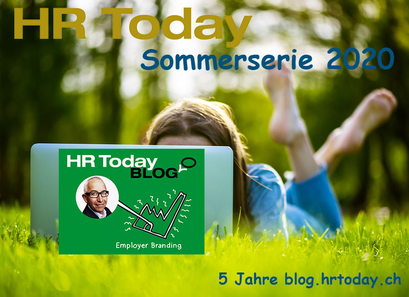Sommerserie 2020 von HR Today