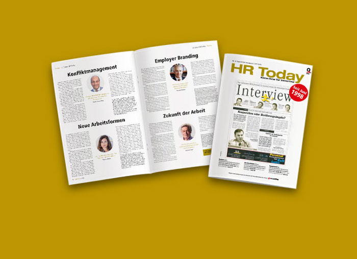HR Today Nr. 6/2018: 20 Jahre HR Today.