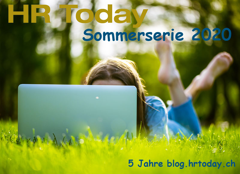 Sommerserie 2020 von HR Today.